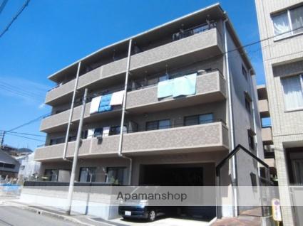 兵庫県神戸市灘区、六甲道駅徒歩10分の築19年 4階建の賃貸マンション