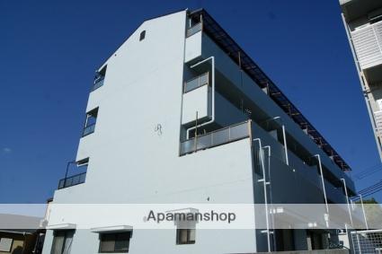 兵庫県神戸市灘区、摩耶駅徒歩10分の築26年 4階建の賃貸マンション