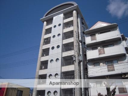 兵庫県神戸市灘区、六甲道駅徒歩15分の築25年 9階建の賃貸マンション