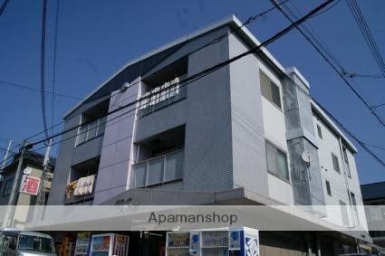 兵庫県神戸市灘区、灘駅徒歩10分の築19年 3階建の賃貸マンション