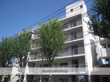 兵庫県神戸市灘区、六甲道駅徒歩10分の築48年 7階建の賃貸マンション