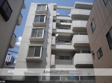 兵庫県神戸市灘区、六甲道駅徒歩4分の築29年 5階建の賃貸マンション