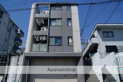 兵庫県神戸市東灘区、住吉駅徒歩16分の築25年 3階建の賃貸マンション