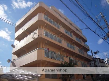 兵庫県神戸市灘区、摩耶駅徒歩8分の築39年 6階建の賃貸マンション
