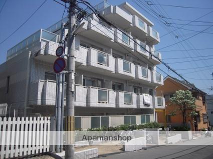 兵庫県神戸市灘区、灘駅徒歩9分の築25年 5階建の賃貸マンション