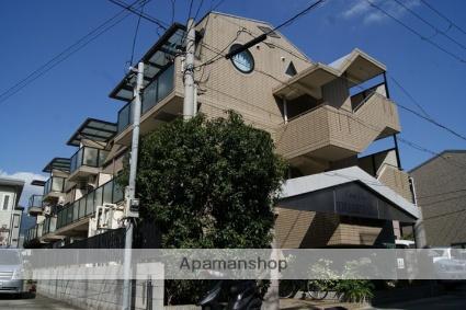 兵庫県神戸市東灘区、住吉駅徒歩11分の築20年 3階建の賃貸マンション
