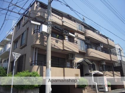 兵庫県神戸市灘区、六甲道駅徒歩12分の築26年 4階建の賃貸マンション