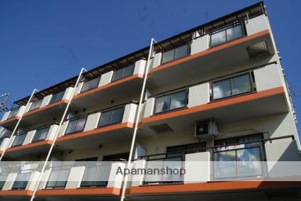 兵庫県神戸市灘区、六甲道駅徒歩5分の築27年 4階建の賃貸マンション