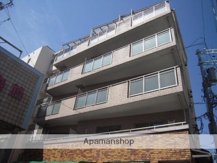 兵庫県神戸市灘区、六甲駅徒歩16分の築15年 5階建の賃貸マンション