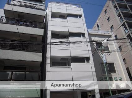兵庫県神戸市灘区、灘駅徒歩12分の築29年 5階建の賃貸マンション