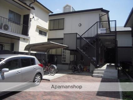 兵庫県神戸市灘区、六甲道駅徒歩14分の築20年 2階建の賃貸アパート