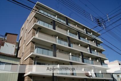 兵庫県神戸市東灘区、摂津本山駅徒歩8分の築1年 6階建の賃貸マンション