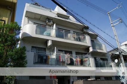 兵庫県神戸市灘区、六甲道駅徒歩12分の築29年 4階建の賃貸マンション