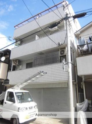 兵庫県神戸市灘区、新在家駅徒歩15分の築28年 4階建の賃貸マンション