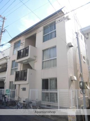 兵庫県神戸市灘区、王子公園駅徒歩14分の築29年 4階建の賃貸マンション