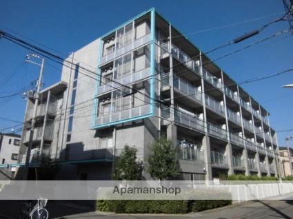 兵庫県神戸市灘区、六甲道駅徒歩10分の築18年 5階建の賃貸マンション