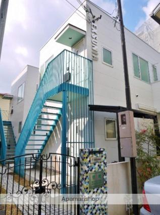 兵庫県神戸市東灘区、摂津本山駅徒歩14分の築2年 2階建の賃貸アパート