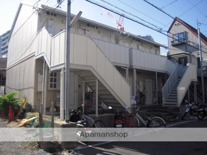 兵庫県神戸市灘区、摩耶駅徒歩10分の築23年 2階建の賃貸アパート