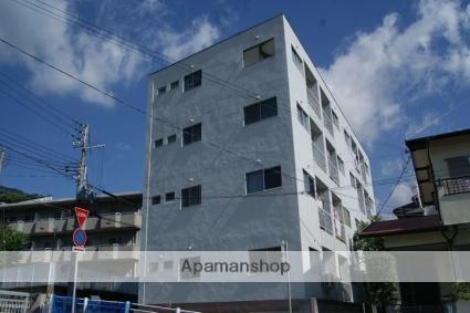 兵庫県神戸市灘区、六甲駅徒歩15分の築46年 4階建の賃貸マンション