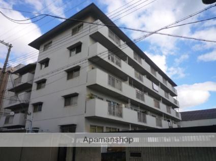 兵庫県神戸市東灘区、六甲道駅徒歩19分の築38年 5階建の賃貸マンション