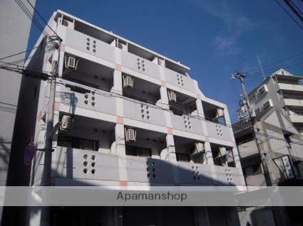 兵庫県神戸市東灘区、御影駅徒歩11分の築20年 4階建の賃貸マンション