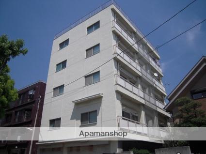 兵庫県神戸市灘区、灘駅徒歩10分の築41年 5階建の賃貸マンション