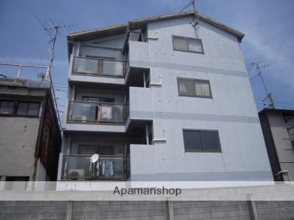 兵庫県神戸市灘区、六甲道駅徒歩10分の築24年 4階建の賃貸マンション
