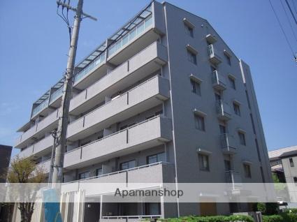 兵庫県神戸市灘区、六甲道駅徒歩13分の築20年 6階建の賃貸マンション