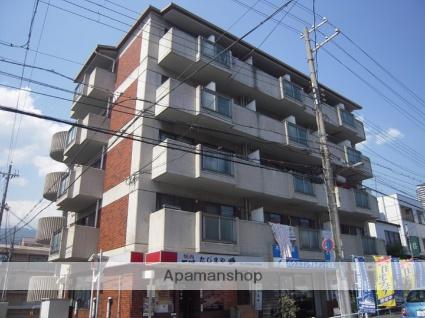兵庫県神戸市東灘区、御影駅徒歩10分の築32年 5階建の賃貸マンション