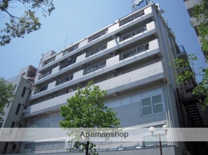 兵庫県神戸市灘区、灘駅徒歩14分の築37年 6階建の賃貸マンション