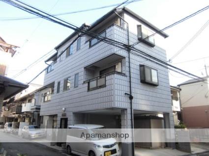 兵庫県神戸市灘区、新在家駅徒歩17分の築20年 3階建の賃貸マンション