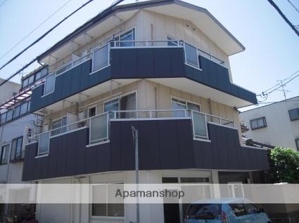 兵庫県神戸市灘区、六甲道駅徒歩15分の築26年 3階建の賃貸マンション