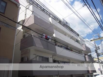 兵庫県神戸市灘区、灘駅徒歩16分の築43年 6階建の賃貸マンション