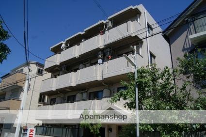 兵庫県神戸市東灘区、住吉駅徒歩4分の築28年 4階建の賃貸マンション