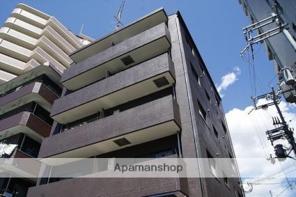 兵庫県神戸市灘区、灘駅徒歩11分の築20年 5階建の賃貸マンション