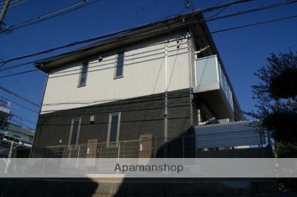 兵庫県神戸市灘区、灘駅徒歩13分の築1年 2階建の賃貸アパート