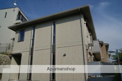 兵庫県神戸市東灘区、御影駅徒歩9分の築1年 2階建の賃貸アパート