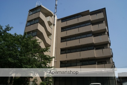 兵庫県神戸市東灘区、御影駅徒歩15分の築17年 7階建の賃貸マンション