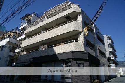 兵庫県神戸市東灘区、住吉駅徒歩4分の築28年 6階建の賃貸マンション