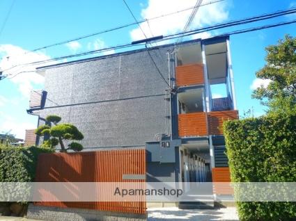 兵庫県神戸市東灘区、住吉駅徒歩12分の築19年 3階建の賃貸マンション