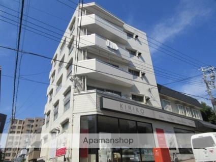 兵庫県神戸市東灘区、住吉駅徒歩5分の築37年 6階建の賃貸マンション