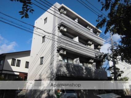 兵庫県神戸市灘区、六甲道駅徒歩23分の築24年 4階建の賃貸マンション