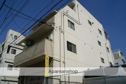 兵庫県神戸市灘区、灘駅徒歩13分の築27年 4階建の賃貸マンション