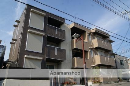 兵庫県神戸市灘区、六甲道駅徒歩8分の新築 3階建の賃貸マンション