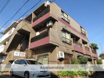 兵庫県神戸市東灘区、住吉駅徒歩15分の築34年 3階建の賃貸マンション