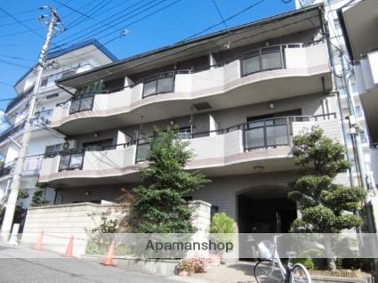 兵庫県神戸市灘区、灘駅徒歩6分の築18年 3階建の賃貸マンション