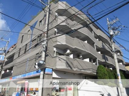 兵庫県神戸市東灘区、住吉駅徒歩15分の築21年 4階建の賃貸マンション