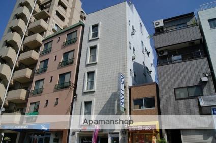 兵庫県神戸市灘区、灘駅徒歩8分の築39年 6階建の賃貸マンション