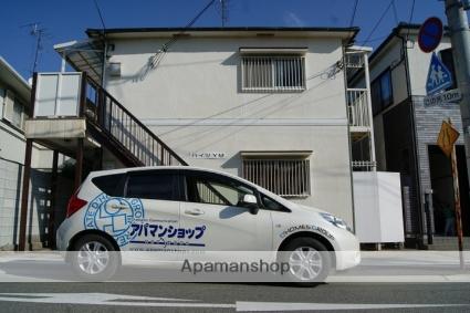 兵庫県神戸市東灘区、青木駅徒歩13分の築23年 2階建の賃貸アパート
