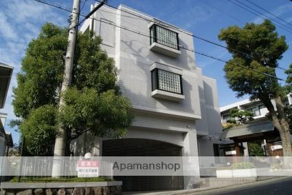 兵庫県神戸市東灘区、住吉駅徒歩8分の築23年 3階建の賃貸マンション
